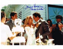 David Hedison Autograph Signed Photo
